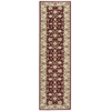 "Nourison Ki11 Antiquities Runner Rug  By Nourison, Garnet, 2'2"" X 7'6"""