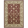 "Ki11 Antiquities Rectangle Rug By, Garnet, 7'10"" X 10'10"""