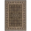 "Ki11 Antiquities Rectangle Rug By, Espresso, 5'3"" X 7'4"""