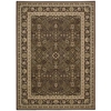 "Ki11 Antiquities Rectangle Rug By, Espresso, 7'10"" X 10'10"""