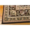 "Antiquities ""American Jewel"" Espresso Area Rug"