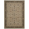 "Antiquities ""Royal Countryside"" Cream Area Rug"