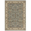 "Nourison Ki11 Antiquities Rectangle Rug  By Nourison, Slate Blue, 5'3"" X 7'4"""