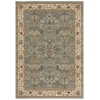 "Antiquities ""Royal Countryside"" Slate Blue Area Rug"