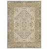 "Nourison Ki11 Antiquities Rectangle Rug  By Nourison, Ivory, 5'3"" X 7'4"""
