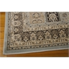 "Nourison Ararat Rectangle Rug  By Nourison, Blue, 5'3"" X 7'4"""