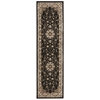 "Ararat Runner Rug By, Charcoal, 2'2"" X 7'6"""