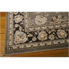 "Ararat Rectangle Rug By, Grey, 5'3"" X 7'4"""