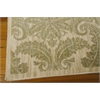 "Aristo Rectangle Rug By, Khaki, 5'3"" X 7'5"""