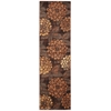 "Aristo Runner Rug By, Latte, 2'2"" X 7'6"""