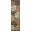 "Nourison Aristo Runner Rug  By Nourison, Multicolor, 2'2"" X 7'6"""