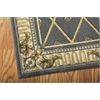 Ashton House Rectangle Rug By, Blue, 2' X 2'9""