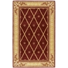 "Nourison Ashton House Rectangle Rug  By Nourison, Sienna, 3'6"" X 5'6"""