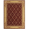 "Nourison Ashton House Rectangle Rug  By Nourison, Sienna, 5'6"" X 7'5"""