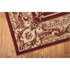 "Nourison Ashton House Rectangle Rug  By Nourison, Sienna, 7'9"" X 10'10"""