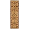 "Nourison Ki12 Ancient Times Runner Rug  By Nourison, Gold, 2'2"" X 7'6"""