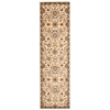"Ki12 Ancient Times Runner Rug By, Ivory, 2'2"" X 7'6"""
