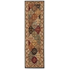 "Nourison Ki12 Ancient Times Runner Rug  By Nourison, Multicolor, 2'2"" X 7'6"""