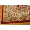 "Ki12 Ancient Times Rectangle Rug By, Multicolor, 7'9"" X 10'10"""