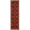 "Ancient Times ""Ancient Treasures"" Red Area Rug"