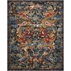 "Dynasty ""Emperor"" Midnight Area Rug"