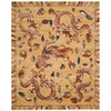 "Dynasty ""Empire"" Ochre Area Rug"