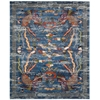 "Dynasty ""Imperial"" Midnight Area Rug"