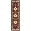 Bordeaux Burgundy Area Rug