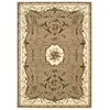 "Nourison Bordeaux Rectangle Rug  By Nourison, Cream, 5'3"" X 7'4"""