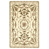 "Nourison Bordeaux Rectangle Rug  By Nourison, Ivory, 3'9"" X 5'9"""