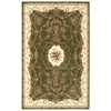 "Bordeaux Rectangle Rug By, Sage, 3'9"" X 5'9"""