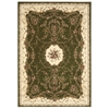 "Nourison Bordeaux Rectangle Rug  By Nourison, Sage, 5'3"" X 7'4"""