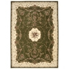 "Nourison Bordeaux Rectangle Rug  By Nourison, Sage, 9'10"" X 13'2"""