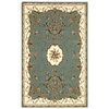 "Bordeaux Rectangle Rug By, Slate Blue, 3'9"" X 5'9"""
