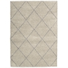 Nourison Brisbane Rectangle Rug  By Nourison, Ash, 5' X 7'