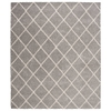 "Nourison Brisbane Rectangle Rug  By Nourison, Ash, 8'2"" X 10'"