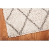 Brisbane Cream Shag Area Rug