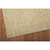 "Capri Rectangle Rug By, Sand, 5'3"" X 7'5"""