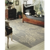 "Capri Rectangle Rug By, Slate, 5'3"" X 7'5"""