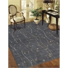 "Nourison Cambridge Rectangle Rug  By Nourison, Blue, 7'9"" X 10'10"""
