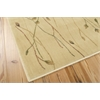 "Cambridge Rectangle Rug By, Ivory, 5'3"" X 7'4"""