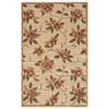 "Nourison Cambridge Rectangle Rug  By Nourison, Ivory, 3'6"" X 5'6"""