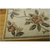 "Cambridge Rectangle Rug By, Ivory, 5'3"" X 7'5"""