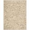 "Nourison Joab2 Chicago Rectangle Rug  By Nourison, Beige, 5'3"" X 7'5"""