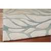 Nourison Contour Rectangle Rug  By Nourison, Breeze, 5' X 7'6""
