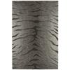 """Nourison Contour Rectangle Rug  By Nourison, Silver, 3'6"""" X 5'6"""""""