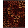 Contour Chocolate Area Rug
