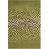 Contour Avocado Area Rug