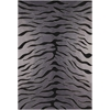 Contour Black/Grey Area Rug
