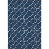 Contour Denim Area Rug